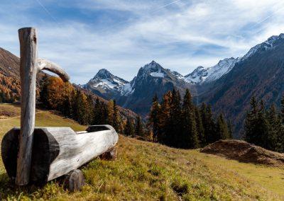 THEMENBILD, Herbst im Nationalpark Hohe Tauern